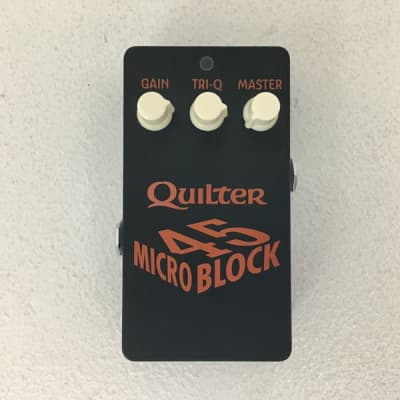 Used Quilter Microblock 45 Guitar Amplifier