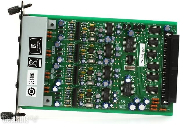Yamaha Analog Output Card