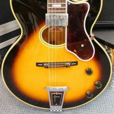 Gibson Howard Roberts Custom 1977 Sunburst for sale