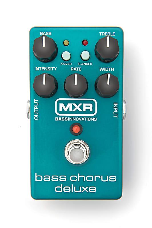 mxr m83 bass chorus deluxe bass guitar effects pedal reverb. Black Bedroom Furniture Sets. Home Design Ideas