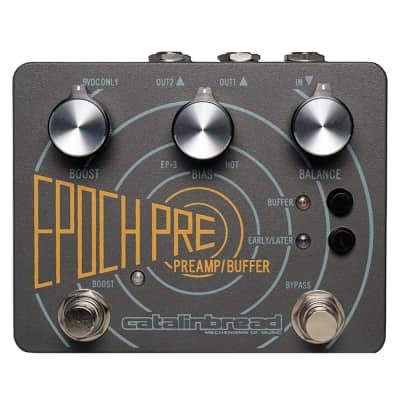 Catalinbread Belle Epoch Pre Preamp/Buffer Boost EP-3 JFET Guitar Effects Pedal