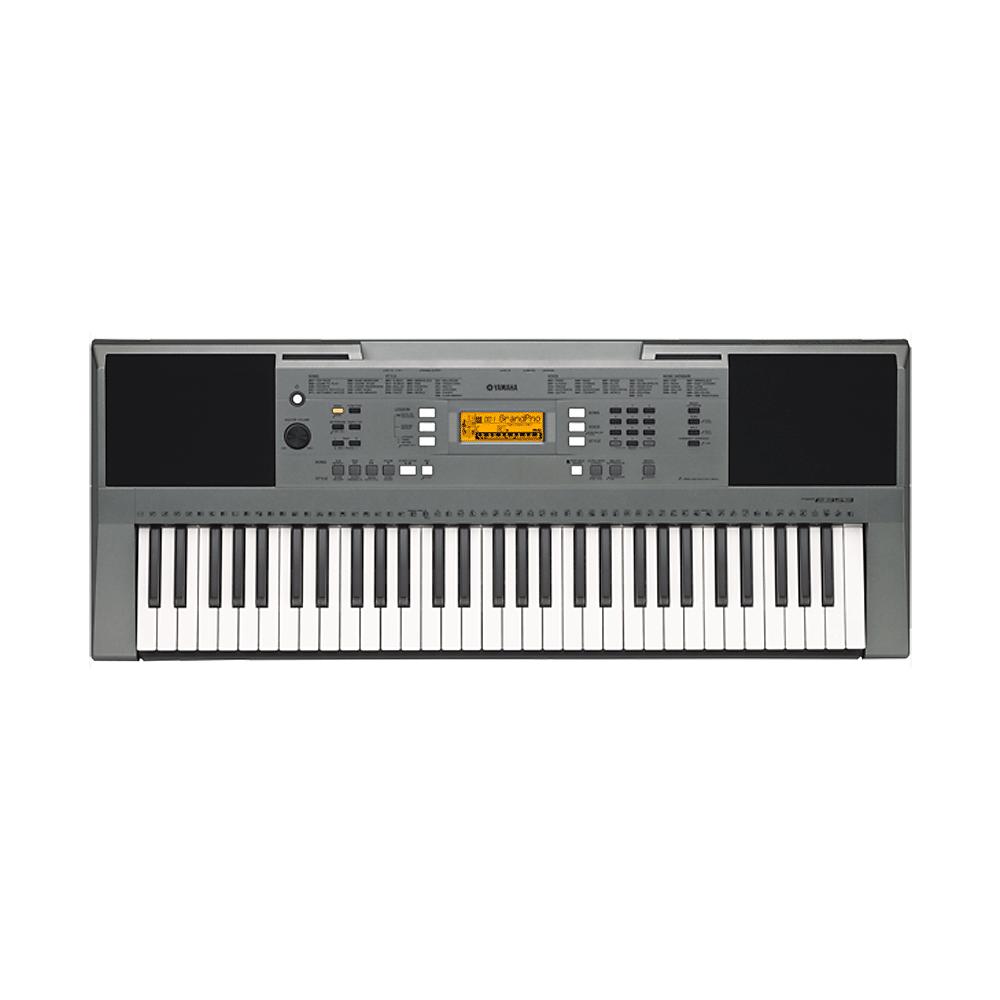 Yamaha psr e363 61 key portable keyboard reverb for Yamaha piano keyboard 61 key psr 180