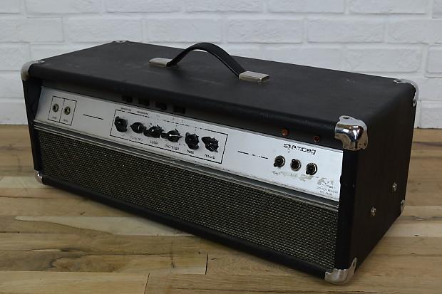 ampeg v 4 classic vintage tube bass amp head awesome used reverb. Black Bedroom Furniture Sets. Home Design Ideas