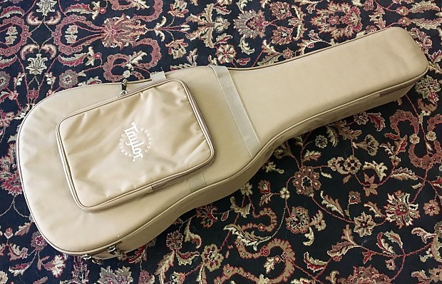 Taylor Hard Bag Fits Grand Auditorium Dreadnought Guitars