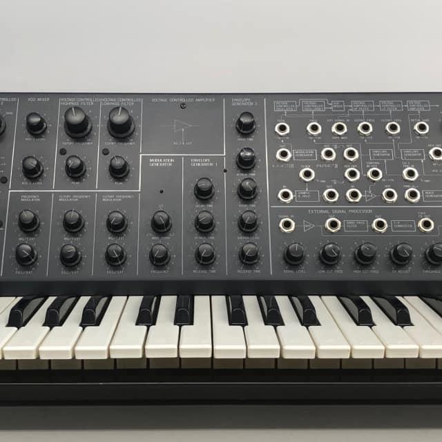 Korg MS-20 Original Analogue Synthesizer inexcellent condition w/ Original Case image