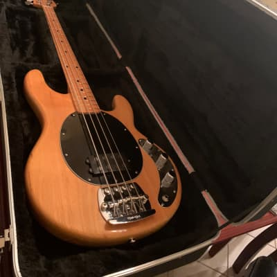 1978 Music Man Stingray Bass Natural for sale