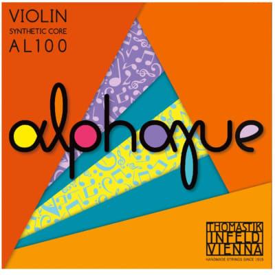 Thomastik-Infeld AL100 Alphayue 4/4 Violin String Set - Medium