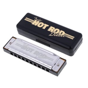 Fender 099-0708-005 Hot Rod Deluxe Harmonica - Key of F