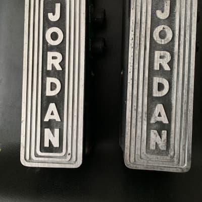 Rare pedal combo-Jordan Creator Sustainer & Vibrasonic 1972 for sale