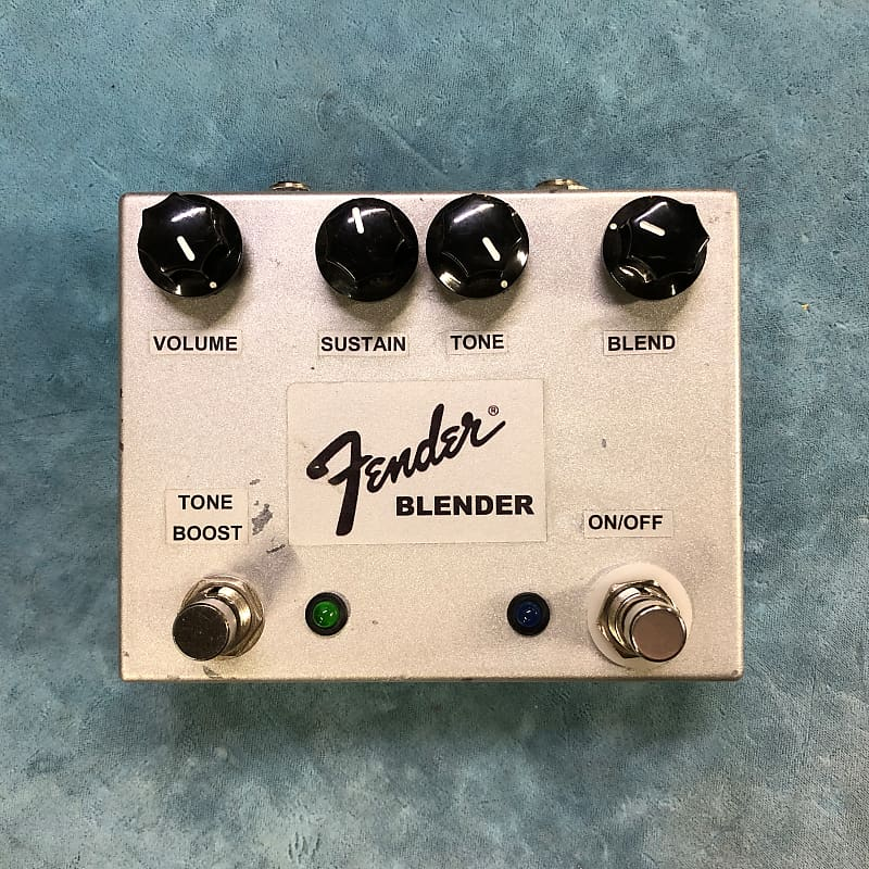 Made by Mike Fender Blender Clone Fuzz / Distortion Effects Pedal