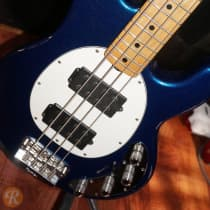 Ernie Ball Music Man StingRay 4 HH 2000s Sparkle image