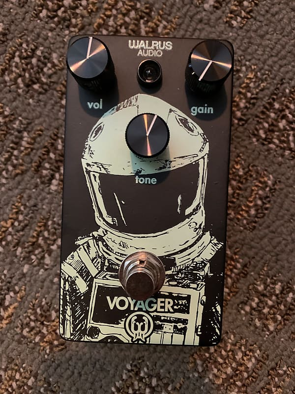 walrus audio voyager overdrive pedal limited edition reverb. Black Bedroom Furniture Sets. Home Design Ideas