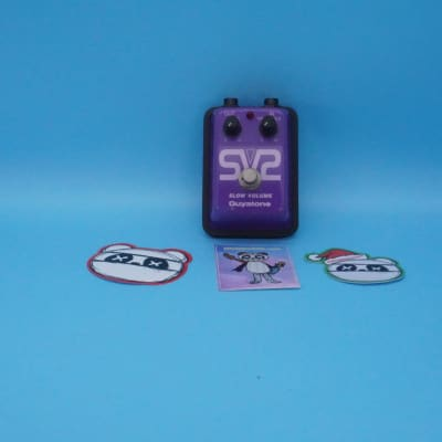 Guyatone SV2 Slow Volume Pedal | Rare (Made in Japan) | Fast Shipping!