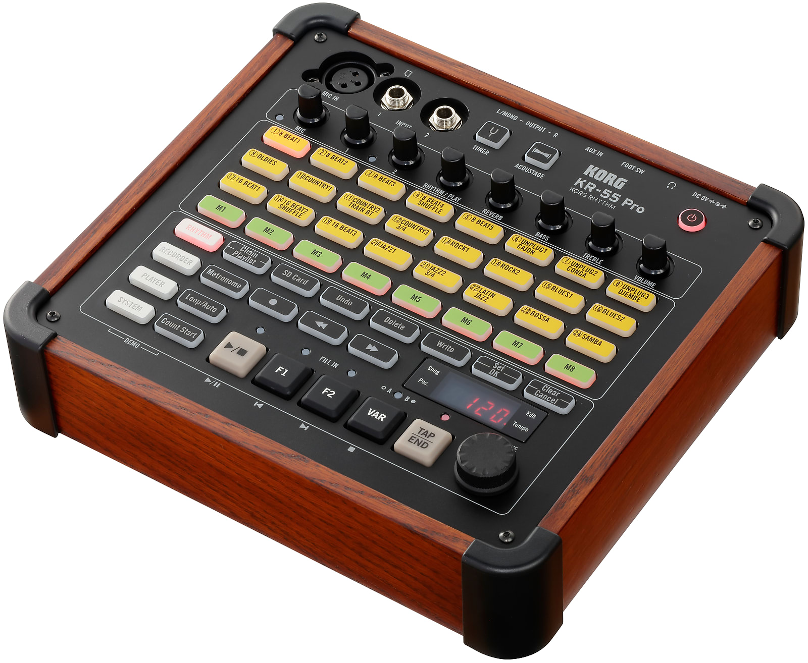 Korg KR-55 Pro Rhythm Drum Machine