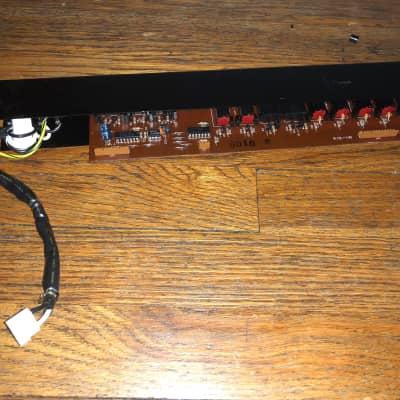 Kawai K5m rear output jacks jack board assembly