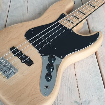 Fender American Vintage '75 Jazz Bass 2006 Natural for sale
