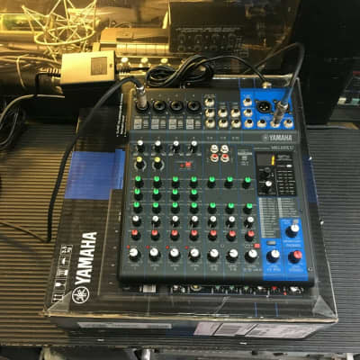 Yamaha MG10XU 10-input Analog USB Mixer MG 10XU //ARMENS//