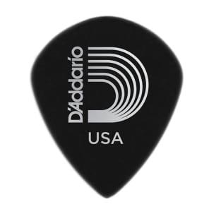 D'Addario 3DBK2-10 Black Ice Guitar Picks - Light (10-Pack)