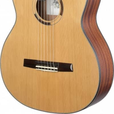 Angel Lopez ERE-S LH Classical Guitar, Solid Cedar Top, Lefthanded, New, Free Shipping