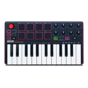 Akai MPK MINI MKII Compact Keyboard and Pad Controller