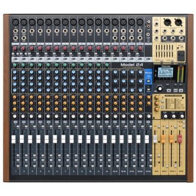 TASCAM Model 24 Multitrack Recorder / Mixer / USB Interface
