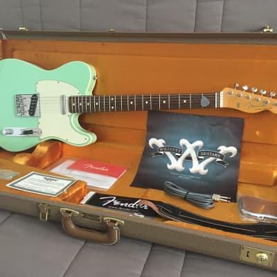 Fender Telecaster American Vintage '62 custom Surf Green for sale