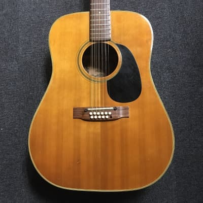 Used YAMAKI 12 STRING DELUXE FOLK 1972 for sale