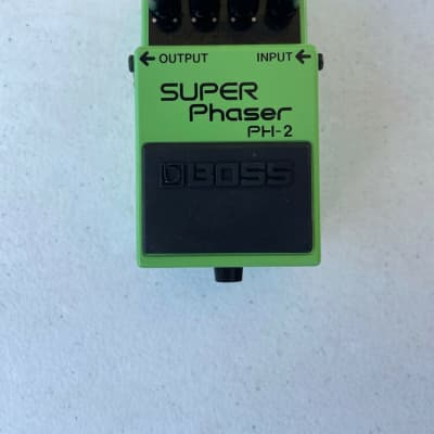 Boss Roland PH-2 Super Phaser Analog Phase ACA Vintage 1992 Guitar Effect Pedal