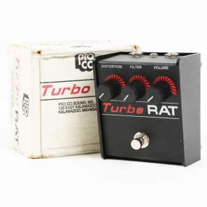 """JHS ProCo Turbo Rat w/ """"Pack Rat"""" Mod"""