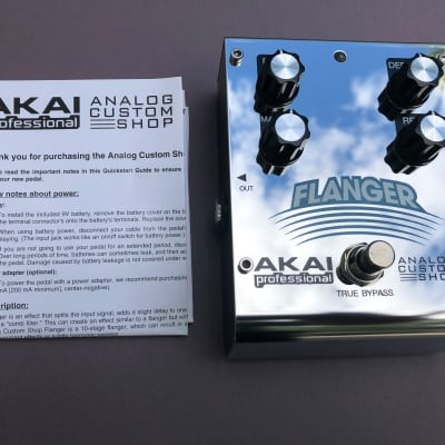 Akai Professional Analog Custom Shop Flanger for sale