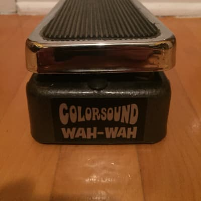 Colorsound Wha-Wha for sale