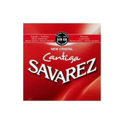 Savarez 510CR New Cristal Cantiga Normal Tension