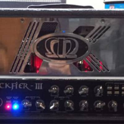 Meteoro Knockfier III MFG 150 Testata Valvolare per Chitarra for sale