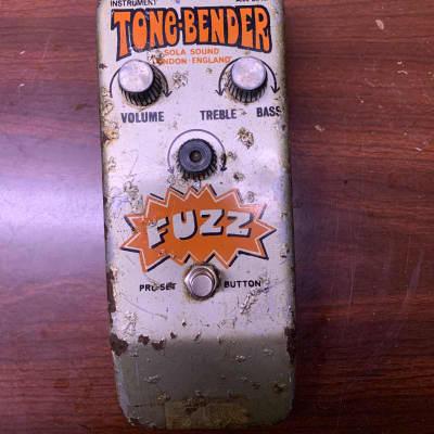 Sola Sound Tonebender  1970's for sale