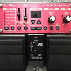 Boss RC-30 Twin Loop Station