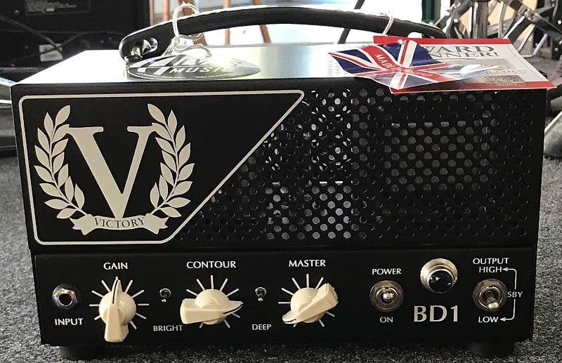 Victory Bd1 Guitar Amp Head : victory amps black dwarf bd1 guitar amp head alvas music reverb ~ Hamham.info Haus und Dekorationen