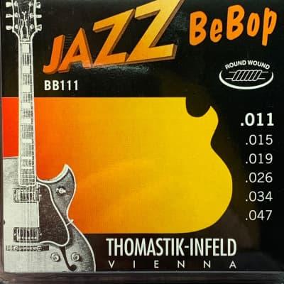 Thomastik-Infeld BB111 Jazz Bebop round-wound guitar strings