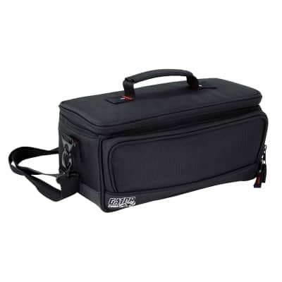 "Gator 13.1"" x 6.25"" x 6"" Padded Carry Bag for X18 XAIR (G-MIXERBAG-1306)"