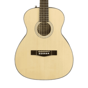 Fender CT-60S Solid-Top Travel Acoustic Natural