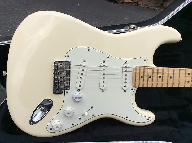 Crazier Wife Sale Fender American Standard Stratocaster