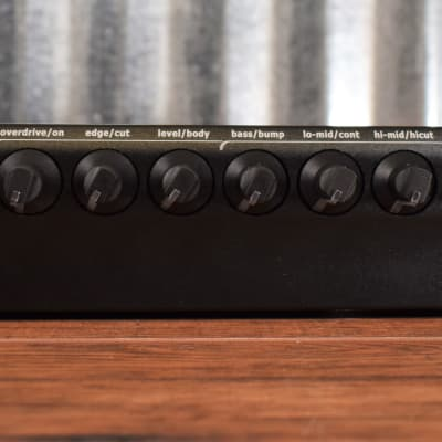 Gallien-Krueger GK Fusion S 500 Watt Bass Amplifier Head Demo