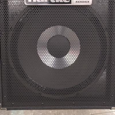 Hartke HARTKE KICKBACK KB15 500-WATT BASS COMBO AMPLIFIER black for sale