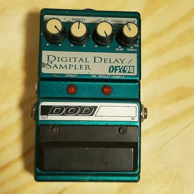DOD DFX94 Digital Delay/Sampler