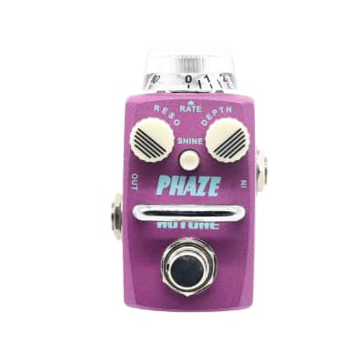 Hotone PHAZE Effects Guitar Pedal SPH-1