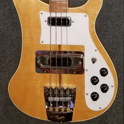 Rickenbacker 4001 1974 Mapleglo for sale