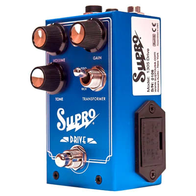 New Supro 1305 Drive Pedal