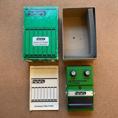 DOD FX25 Envelope Filter (Made in USA)