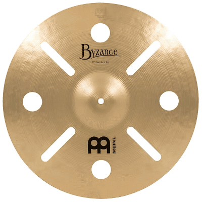 """Meinl 18"""" / 18"""" Artist Concept Series Anika Nilles Signature Deep Hats Cymbals (Pair) with X-Hat Cymbal Arm"""