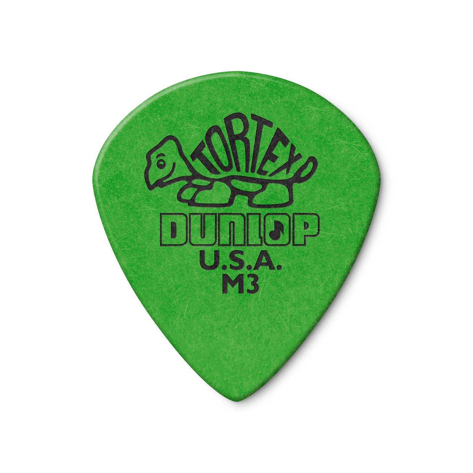 12 Dunlop Tortex Jazz III XL Blue 1.00mm Players Pack 3 Set Bundle