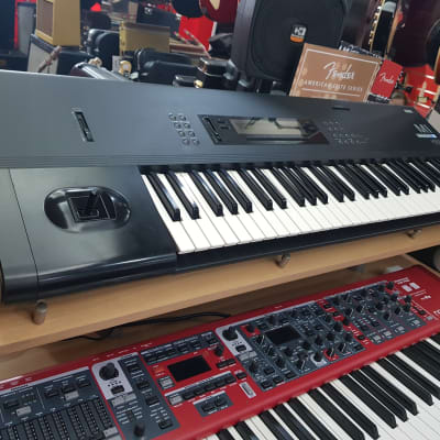 Korg M1 61-Key Synth Music Workstation